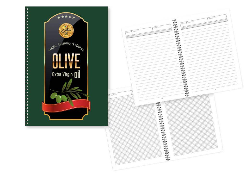 Objet Publicitaire-Bloc-Note-Cahier-visuel-personnalisation-Olive-Site