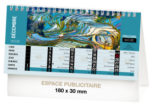 couleurs nature-recto-calendrier chevalet de bureau-2018-hd13