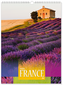 paysages de France-calendrier de prestige-2018-hd