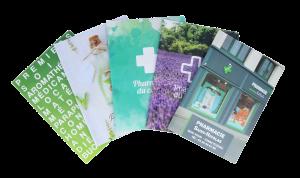 saint-jean-calendriers-1304-Num x 5 fermés-catalogue-pharmaciens-gamme-2018