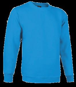 saint-jean-calendriers-Sweat-Shirt-Bublin-cyan-textil-gamme-2018